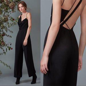 Keepsake Be Mine Jumpsuit in Black